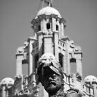Edward VII, Liverpool by Nicholas Coates