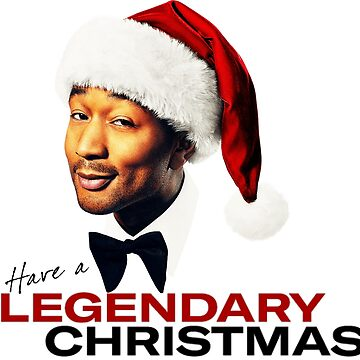 Have A Legendary Christmas - John Legend by retropopdisco