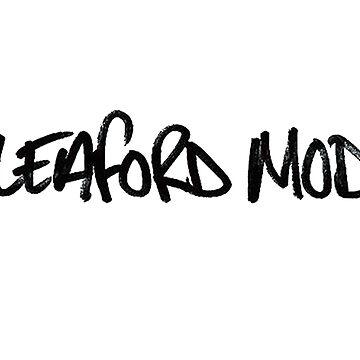 Sleaford Mods by ADesignForLife