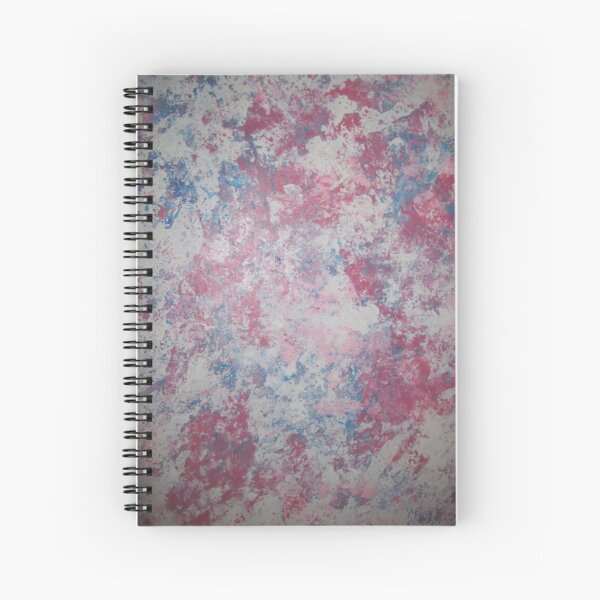 Cotton Candy Sky Spiral Notebook