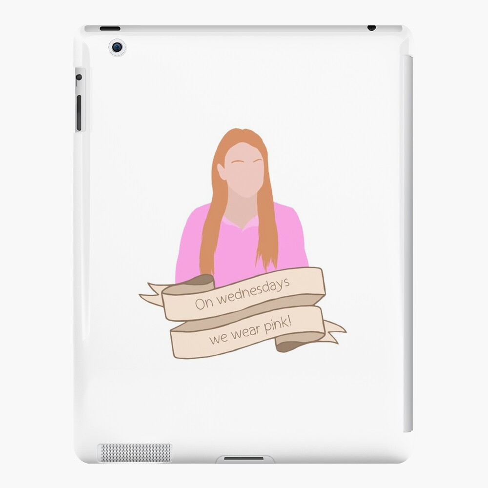 Cady - Mean Girls Vinilos y fundas para iPad