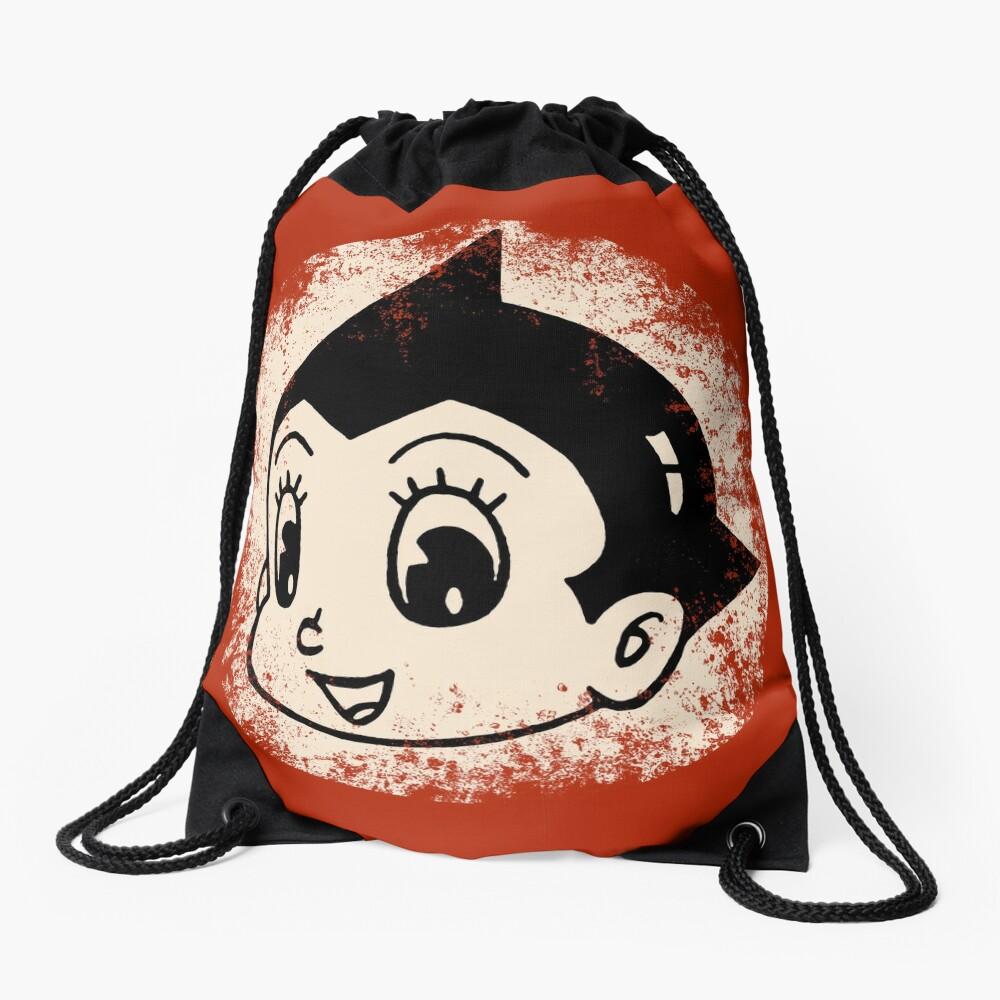 Vintage Astroboy Drawstring Bag