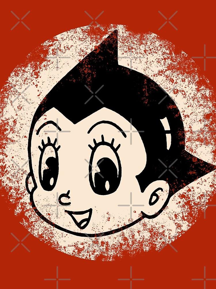 Vintage Astroboy by Arturo-Campos