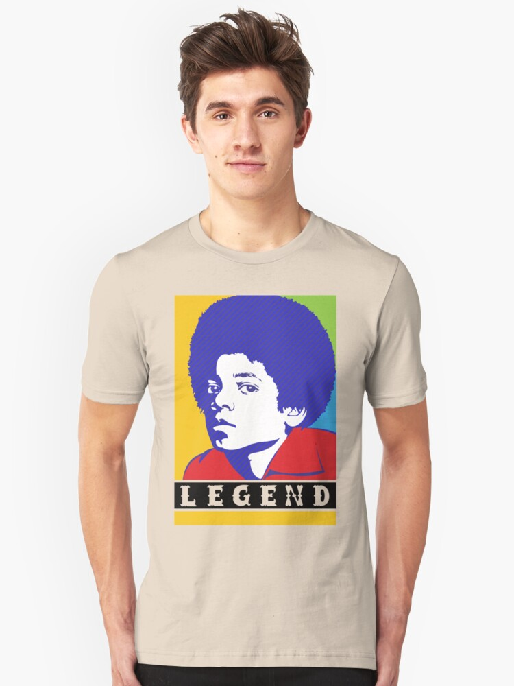 Legend Unisex T-Shirt Front
