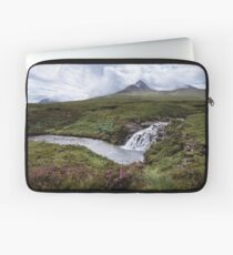 Summer on the Isle of Skye (Cat Burton Photography) Laptop Sleeve