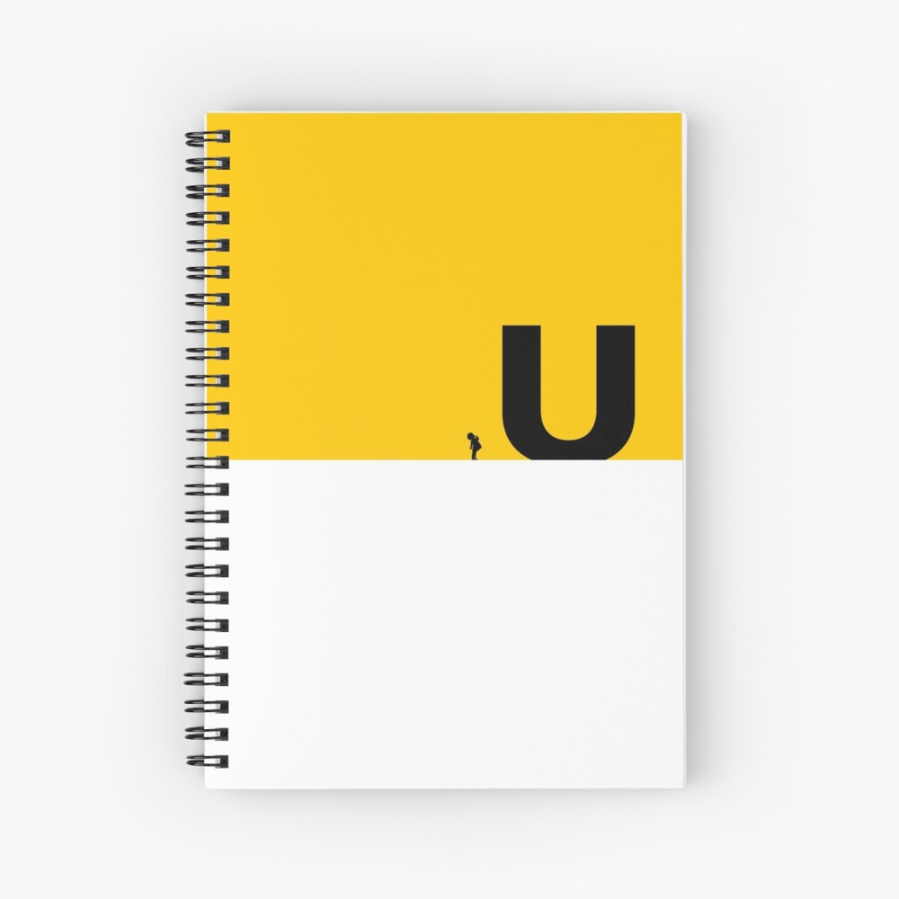 be outstanding Spiral Notebook