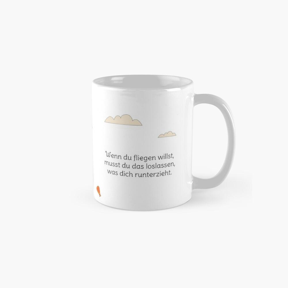 Kiara - Loslassen Tasse (Standard)