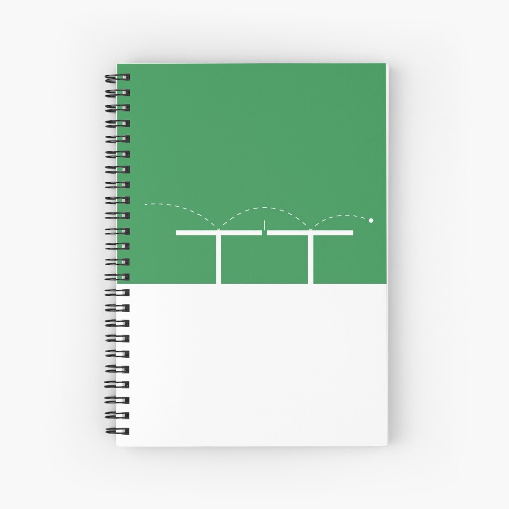 find time for play  Spiral Notebook