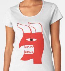 The devil will always make me do it Premium Scoop T-Shirt