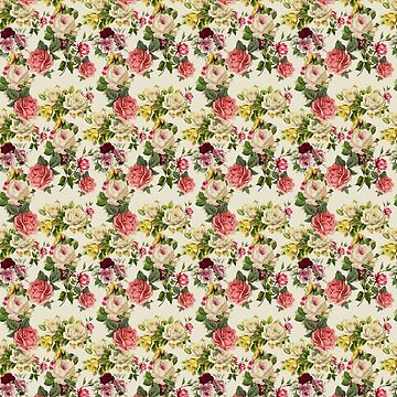 Floral pattern by xendanceshop
