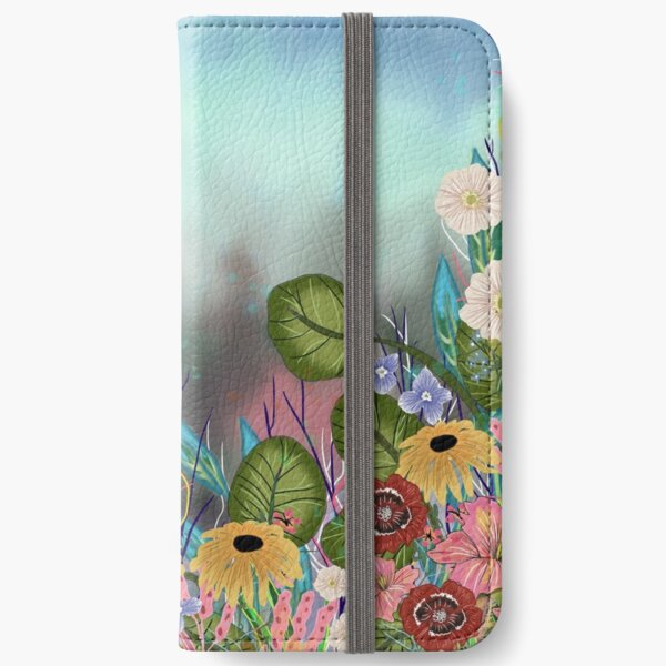 Dreaming Calm iPhone Wallet