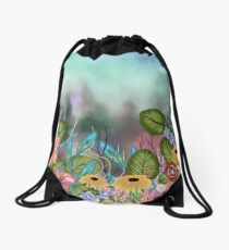 Dreaming Calm Drawstring Bag