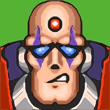 Mega Man X - Sigma by Justin-Case001