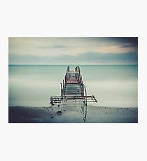 Tranquil Blues Photographic Print