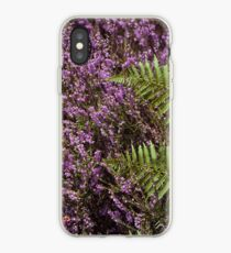 Heather and Fern (Cat Burton Photography) iPhone Case