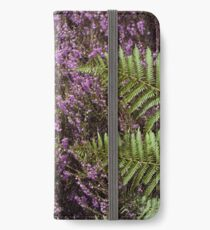 Heather and Fern (Cat Burton Photography) iPhone Wallet/Case/Skin