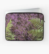 Heather and Fern (Cat Burton Photography) Laptop Sleeve