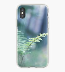 Ferns and Daydreams (Cat Burton Photography) iPhone Case