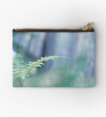 Ferns and Daydreams (Cat Burton Photography) Studio Pouch