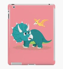 Trixie Triceratops  iPad Case/Skin