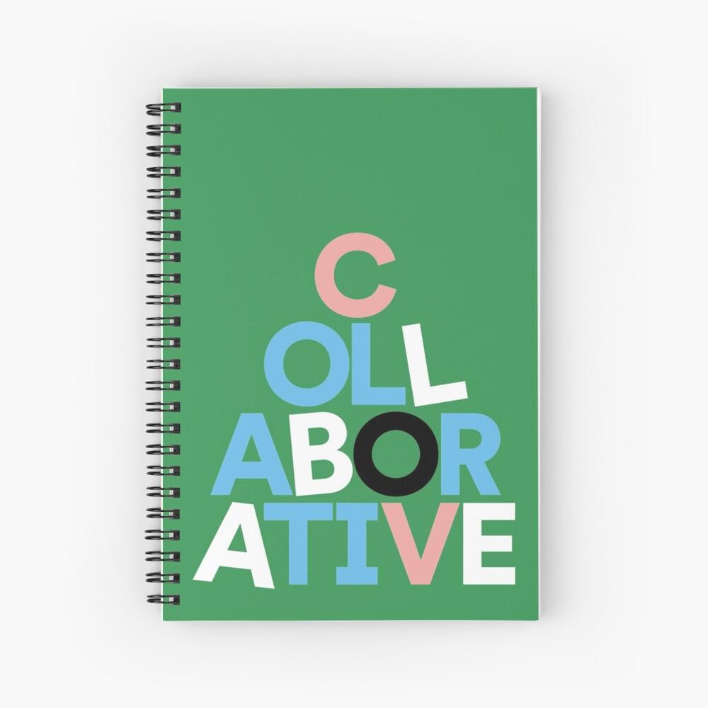 better together Spiral Notebook