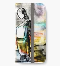 Lost in time iPhone Wallet/Case/Skin