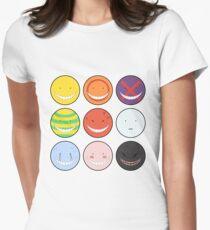 Koro Sensei Women's Fitted T-Shirt