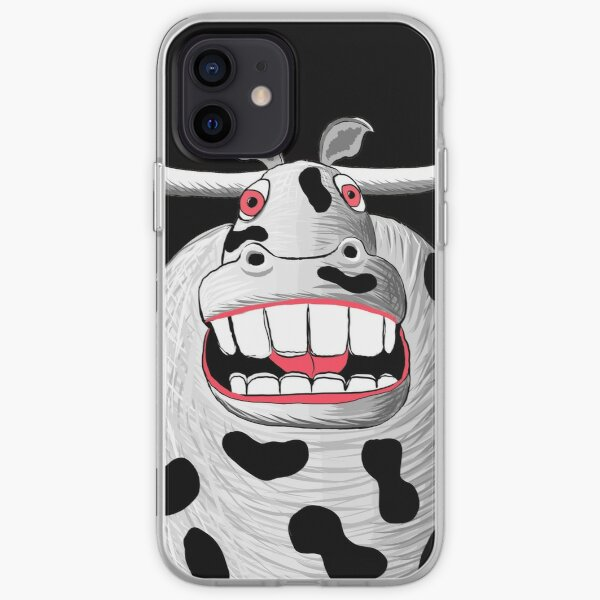 The New Cow! iPhone Soft Case