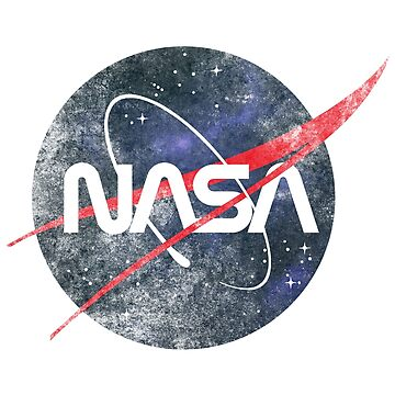 Worn Out NASA Logo by mullelito