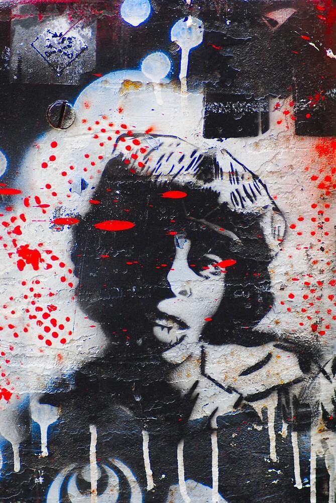 No Woman No Cry by Bas Van Uyen