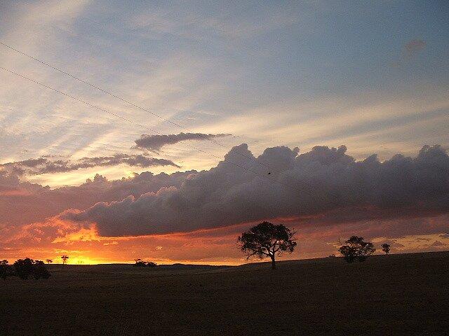 Boomey Hills sunset.k by shaldema1