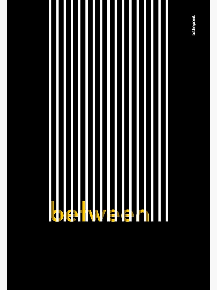 look beyond the obvious poster by tothepoint