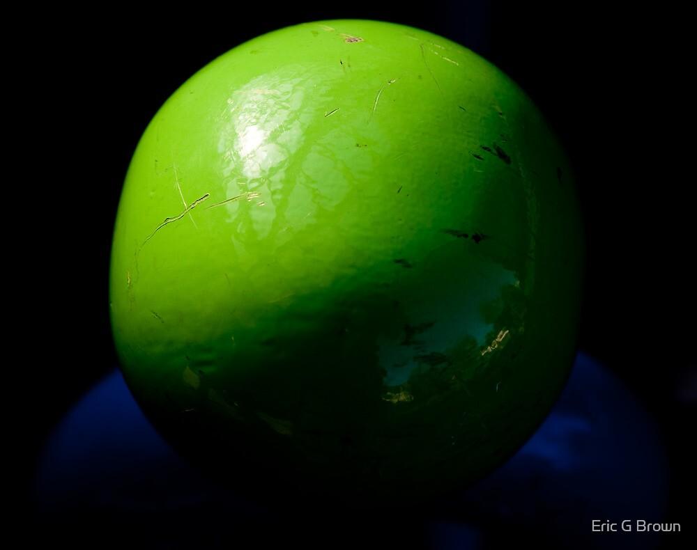 Big Green Ball by Eric G Brown