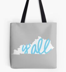 Kentucky Y'all Tote Bag