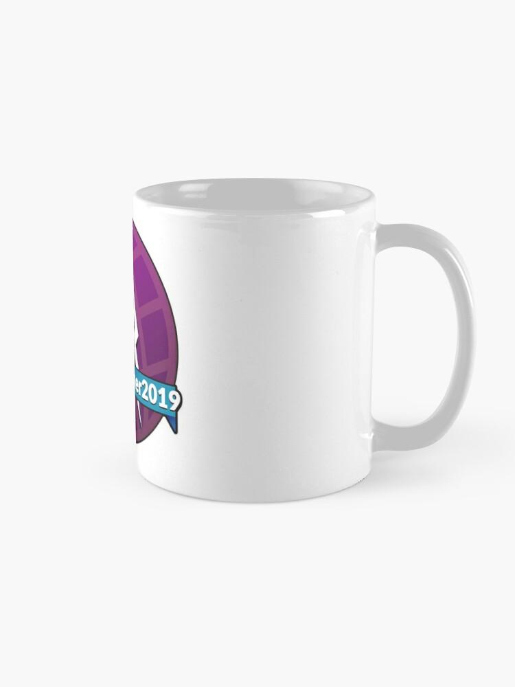 Alternate view of Painthammer 2019 Logo Mug