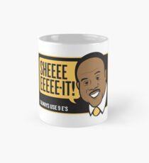 Taza clásica ¡Sheeeeeeeee-it! Taza de café