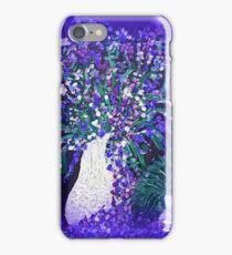 Candlelite and Flowers  by Sherri Nicholas iPhone Case/Skin
