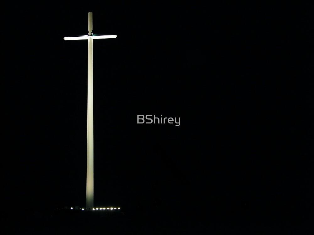 199 Foot Cross by BShirey