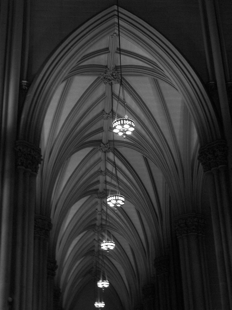 St. Patrick's Cathedral - New York City by Melody Jaske