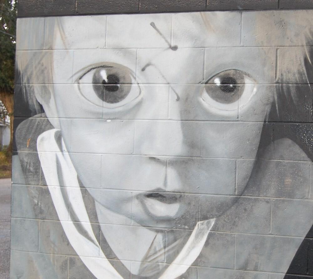 Graffeti #1 by JackieSmith