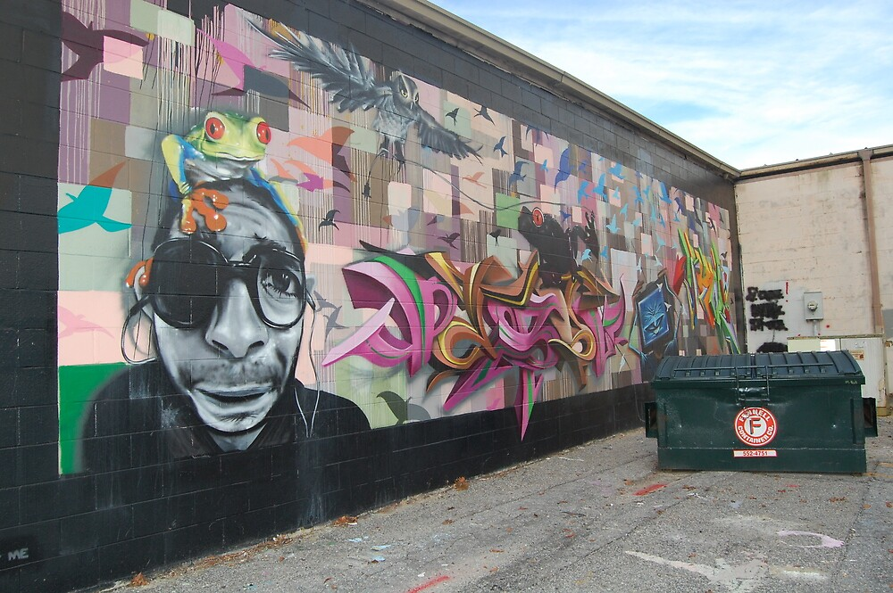 Graffiti #3 by JackieSmith