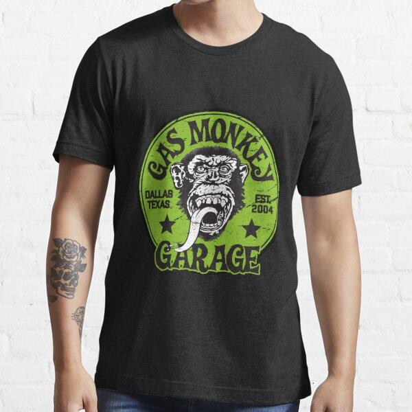 Green Monkey Essential T-Shirt