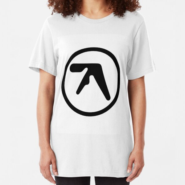 Aphex Twin Selected Ambient Works Electronic Music Slim Fit T-Shirt