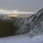 The Lake District: Swirral Edge by Rob Parsons (Just a Walker with a Camera)