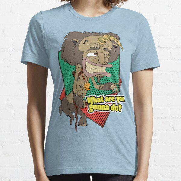 Ricky - Hormone Monster - Big Mouth Essential T-Shirt