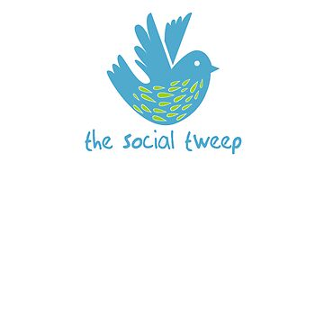 Official The Social Tweep Shirt by TheSocialTweep