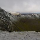 The Lake District: Striding Edge by Rob Parsons (Just a Walker with a Camera)