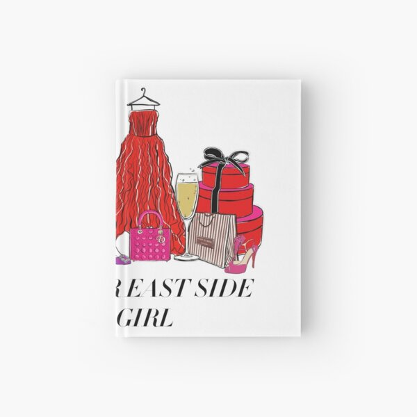 Upper East Side Girl Hardcover Journal