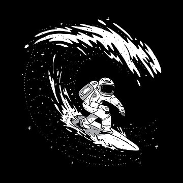 Space Surfer by Matucho