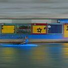 Central Canal by Bob  Perkoski